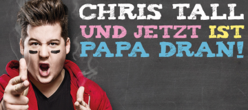 Chris Tall - 02.03.2019, Ingolstadt – Saturn Arena, 20.00 Uhr