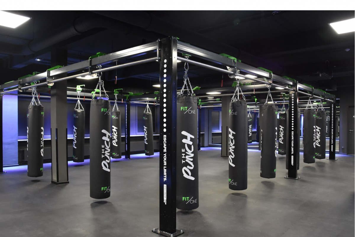 FIT/ONE Ingolstadt Boxingroom